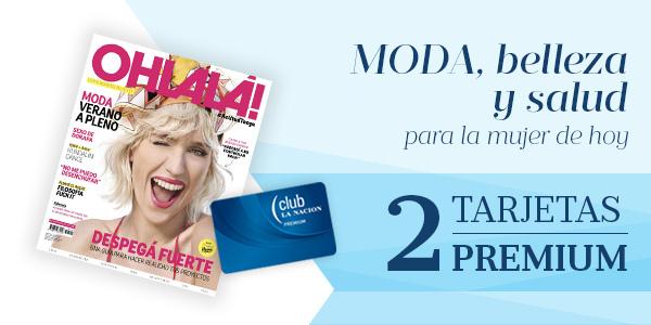 Ohlala! 2 tarjetas Premium