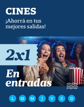 cine 2x1