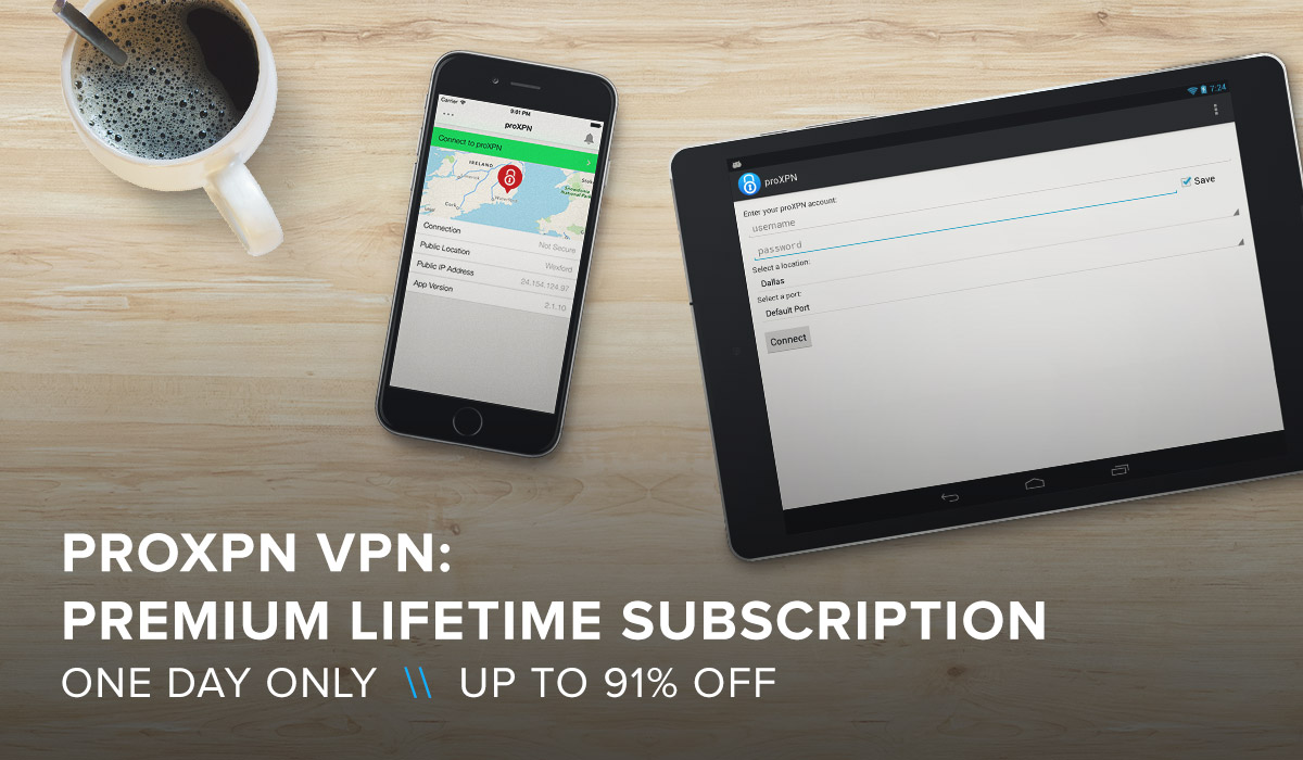 proXPN VPN: Premium Lifetime Subscription