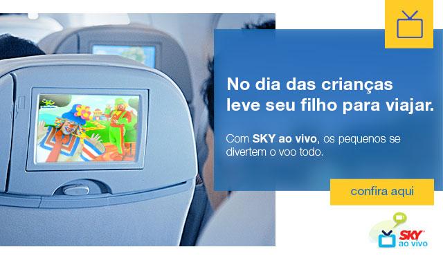 Aproveite a Sky ao Vivo