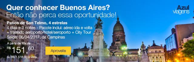 Quer conhecer Buenos Aires?