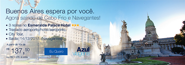 Buenos Aires espera por você.