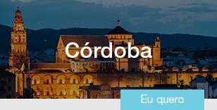 Córdoba. Eu quero