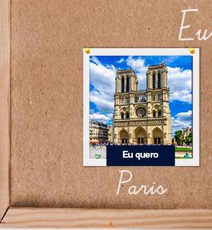 Paris Eu quero