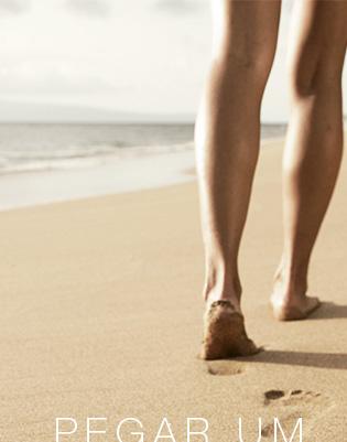 Pegar um bronzeado Curtir uns belos dias de sol na praia.
