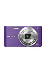 Sony Cyber-Shot DSC-W830 - 20.1 MP - Violet