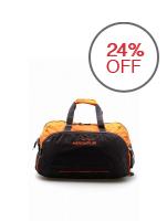 American Flyer Duffle - Orange
