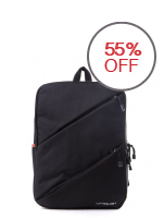 uNiQue laptop backpack Star Elite V2 - Black