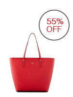 Kate Spade Harmony Tote Bag (Red)