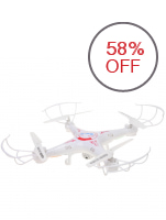 BayangToys X5C-1 2MP Quadcopter with Remote Control (White)