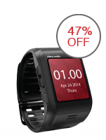 Cherry Mobile G2 Smart Watch (Black)
