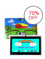 Tickle T3 Fully Functional Play and Learn Kids Tablet (Multicolor)