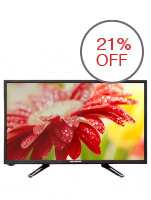 "Xtreme 22"" LED TV Black  MF-2200"