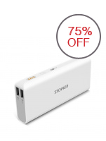 Romoss Sense 6 20000mAh Powerbank (White)