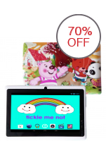 Tickle T2 Fully Functional Play and Learn Kids Tablet(multicolor)