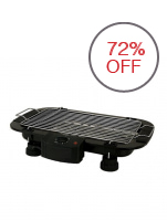 Electric Barbecue Grill Outdoor  BBQ