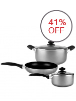Lifestyle 5-piece Induction Cookware Set