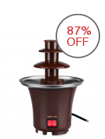 Mini Chocolate Fondue Fountain (Brown)