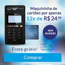 16% Off na maquininha de cartoes