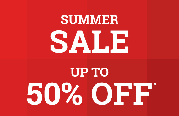 THE A&F SUMMER SALE UP TO 50% OFF*