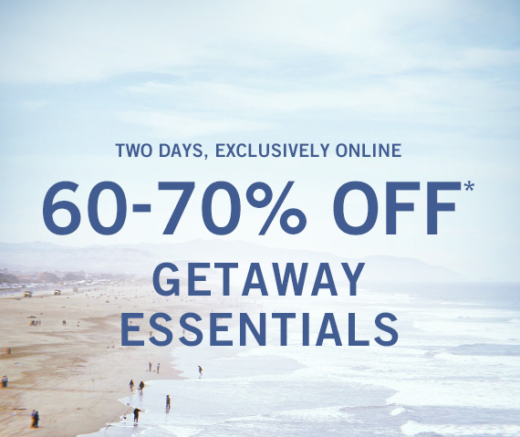 60-70% Off Summer Styles*