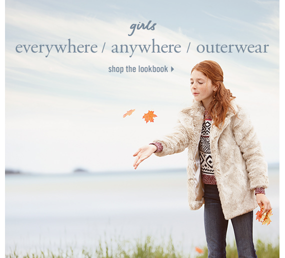 everywhere/anywhere/outerwear