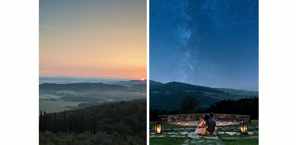 Learn the secrets of the Tuscan stars with an Italian astronomer