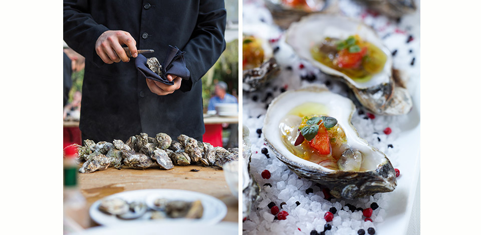 Taste the essence of the Lowcountry with Charleston's famed oyster farmers