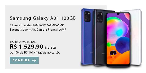 BANNER 2 - Samsung Galaxy A31 128GB