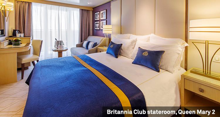 Britannia Club Stateroom