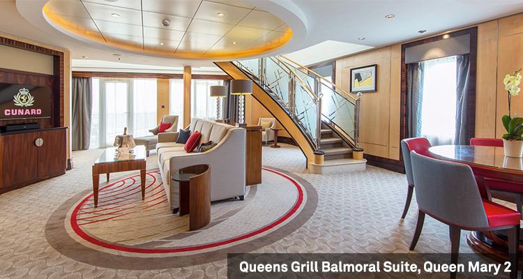 Queens Grill Suite