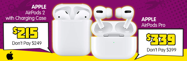 Don't Pay More for Apple AirPods