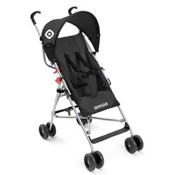 Carrinho de Bebê Guarda-Chuva Way Weego Preto