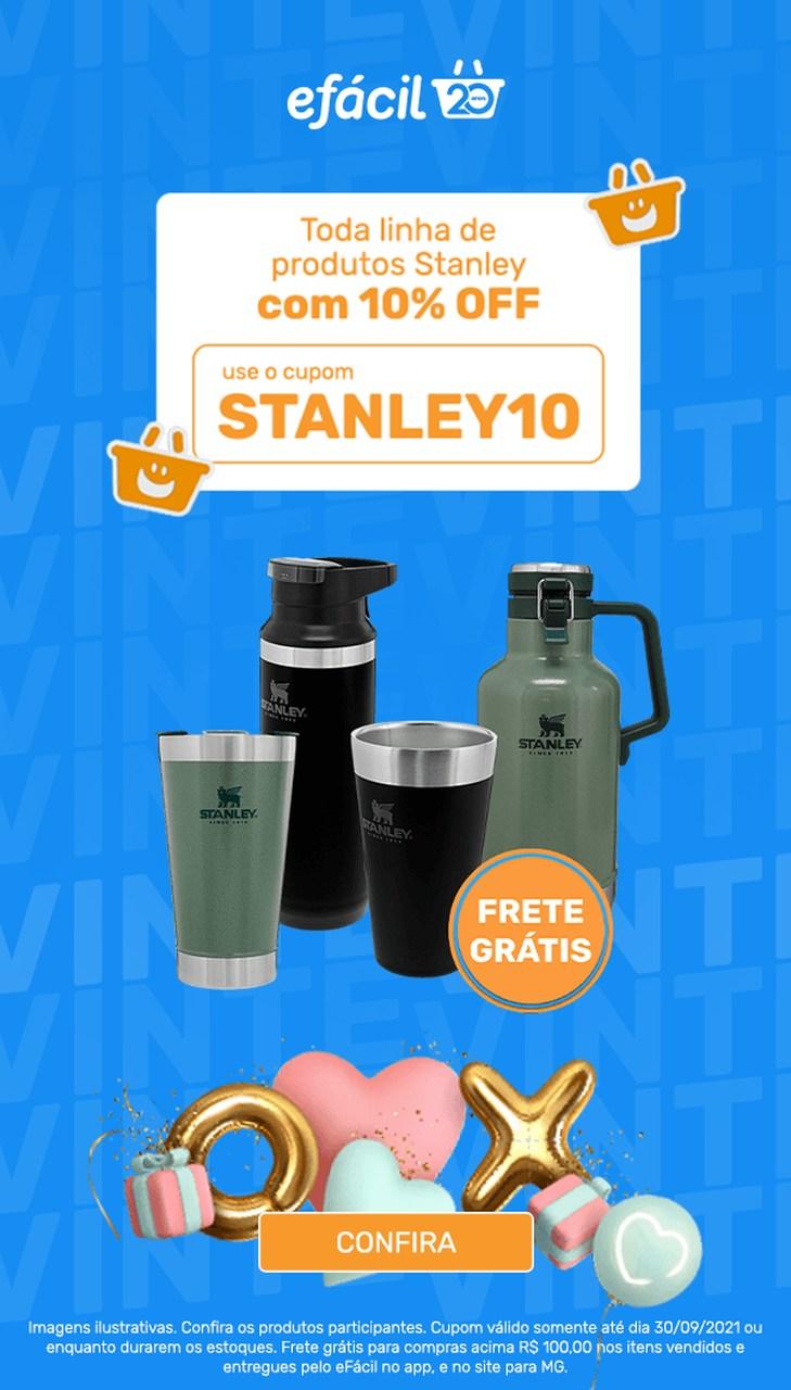 Cupom Stanley