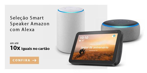 BANNER 9- Seleção Smart Speaker Amazon com Alexa