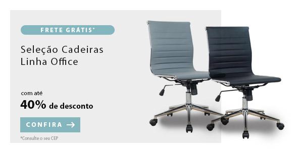 BANNER 8 - Seleção Cadeiras Linha Office