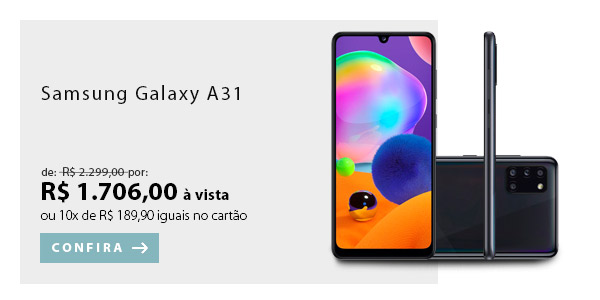 BANNER EX1- Samsung Galaxy A31