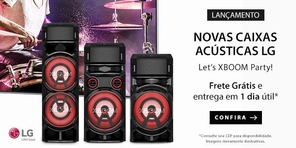 BANNER 9 - Caixas Acústicas LG