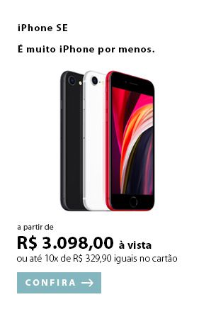 PRODUTO 1 -  iPhone SE