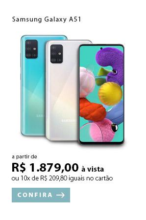 PRODUTO 2 - Samsung Galaxy A51