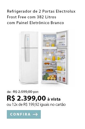 Produto 4 - Refrigerador de 02 Portas Electrolux