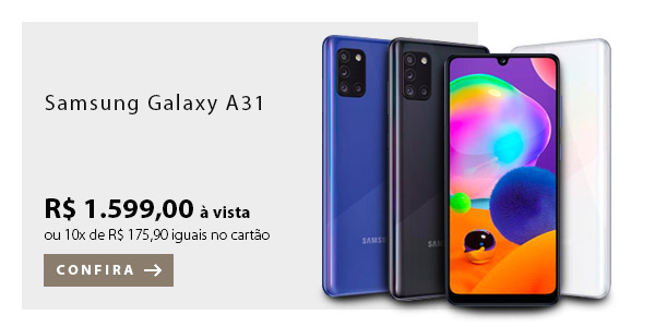 BANNER 1 - Samsung Galaxy A31