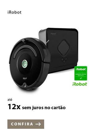 PRODUTO 11- iRobot até 12x Sem Juros