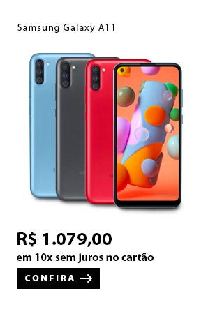 PRODUTO 4 - Samsung Galaxy A11