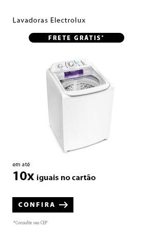 PRODUTO 8 - Lavadoras Electrolux