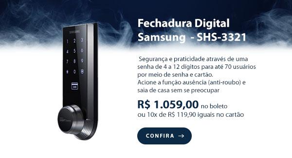 Fechadura Digital Samsung