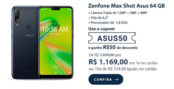 Zenfone Max Shot Asus 64 GB
