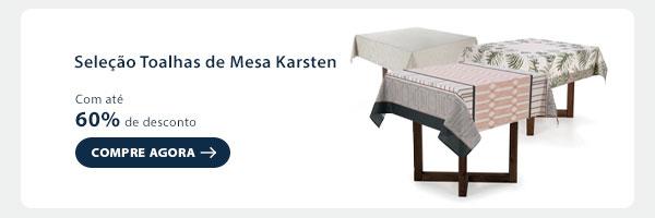 Seleção Toalhas de Mesa Karsten