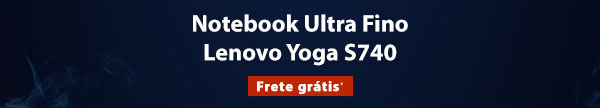 Notebook Ultra Fino Lenovo Yoga S740