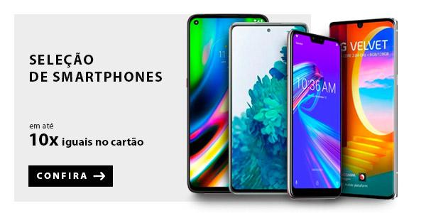 BANNER 3 - Seleção de Smartphones